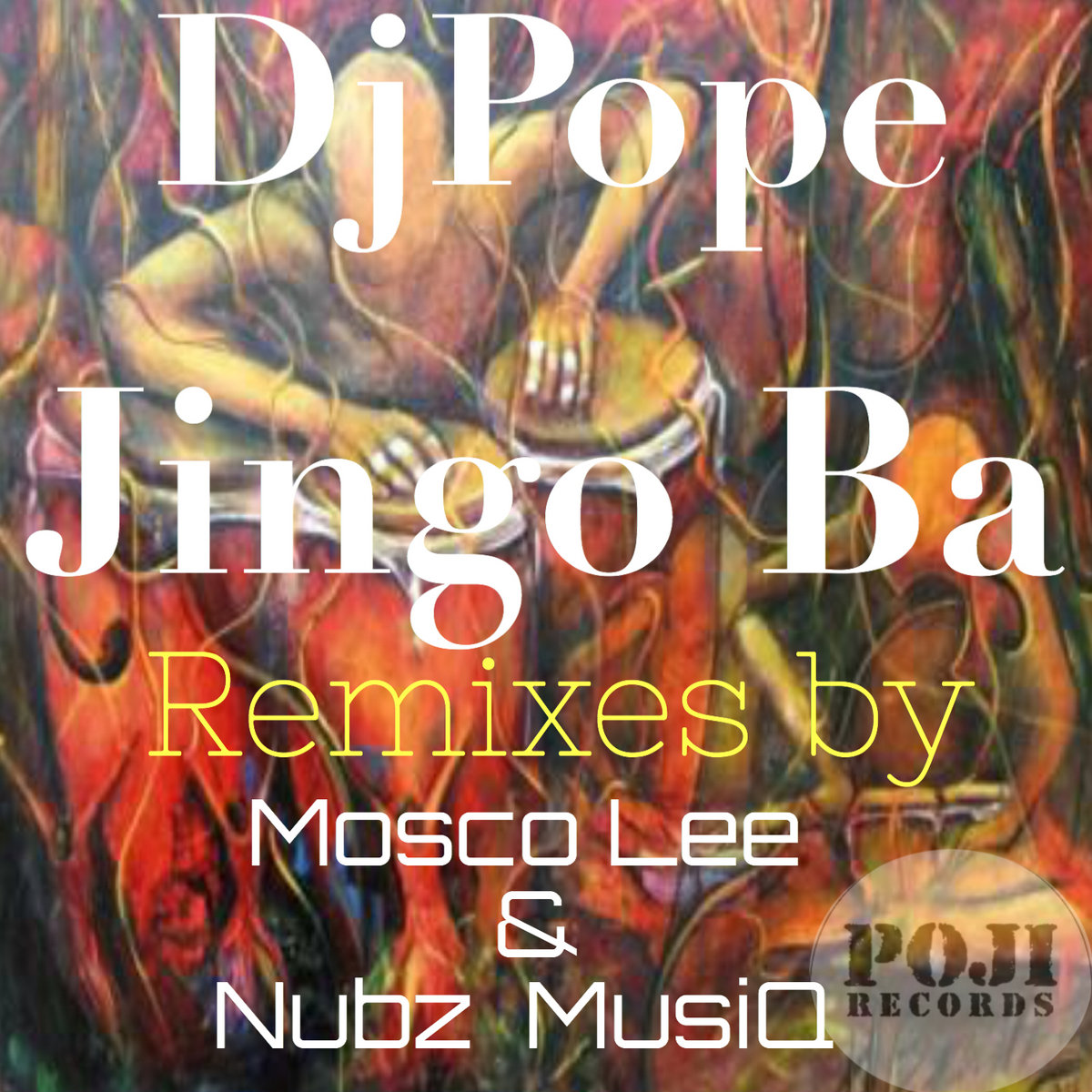 House music forever djpope jingo ba mosco lee nubz for House music acapella