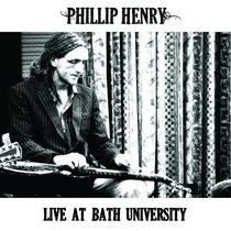 Live At Bath University cover art