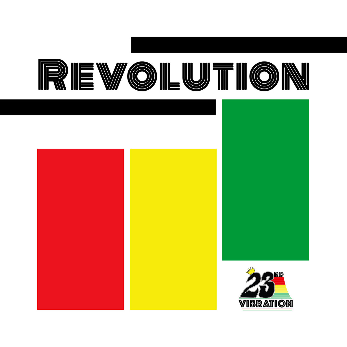 Revolution by 23rd Vibration