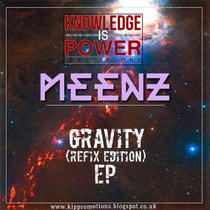 Meenz - Gravity EP (Refix Edition) cover art