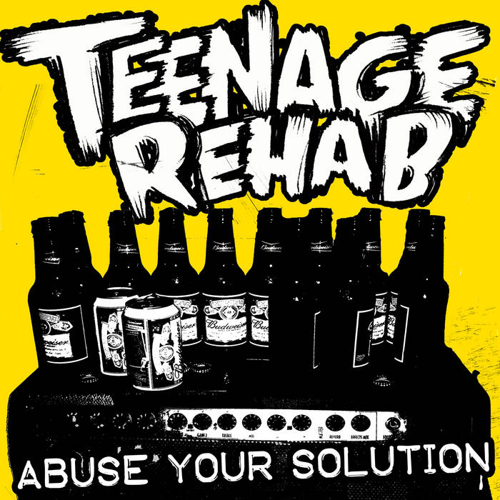 Teenage Rehab Abuse Your Solution I Hate Punk Rock Records