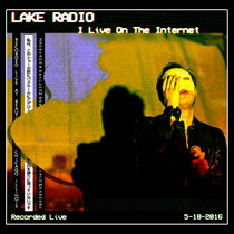 I Live On The Internet cover art