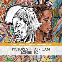 Pictures at an African Exhibition cover art