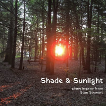 Shade and Sunlight (piano improv) cover art