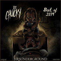 DJ Chucky's Best of 2019 (#Freetape) cover art