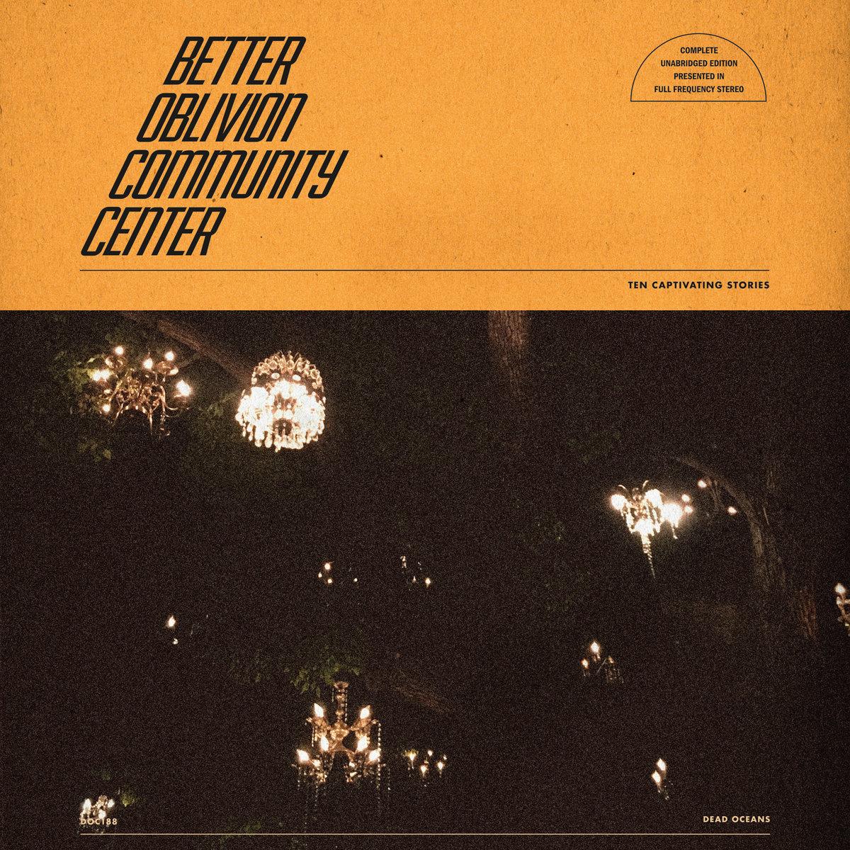 Better Oblivion Community Center | Better Oblivion Community Center