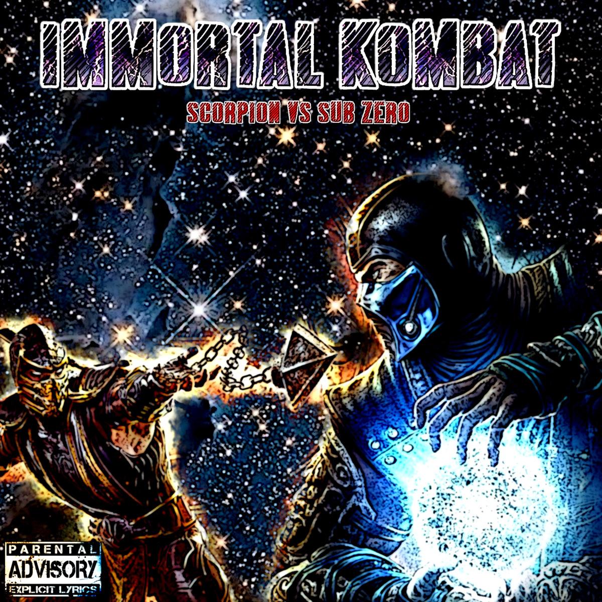 Immortal Kombat - Scorpion VS Sub Zero | Yellow Balaclava