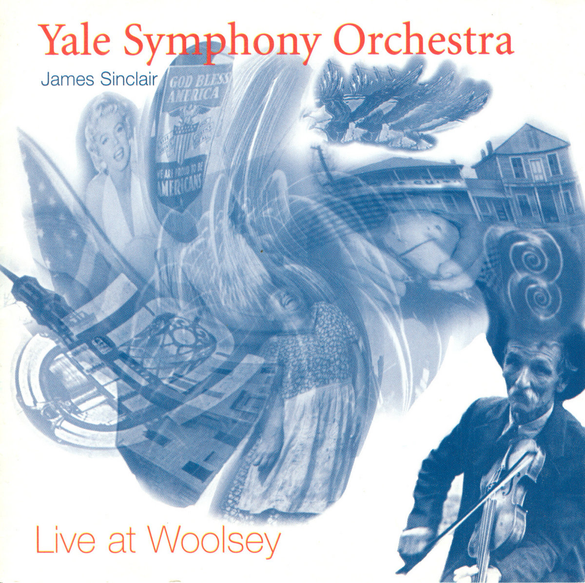 Live at Woolsey   Yale Symphony Orchestra