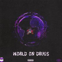 WRLD On Drugs | Chopped & Screwed cover art