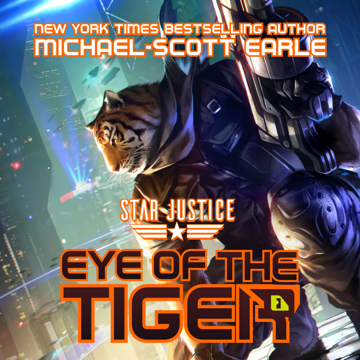 Eye of the Tiger - Michael-Scott Earle, Bandcamp