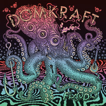 Domkraft - Flood cover art