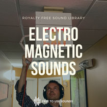 Electromagnetic   Electromagnetic Sound Effects Library cover art