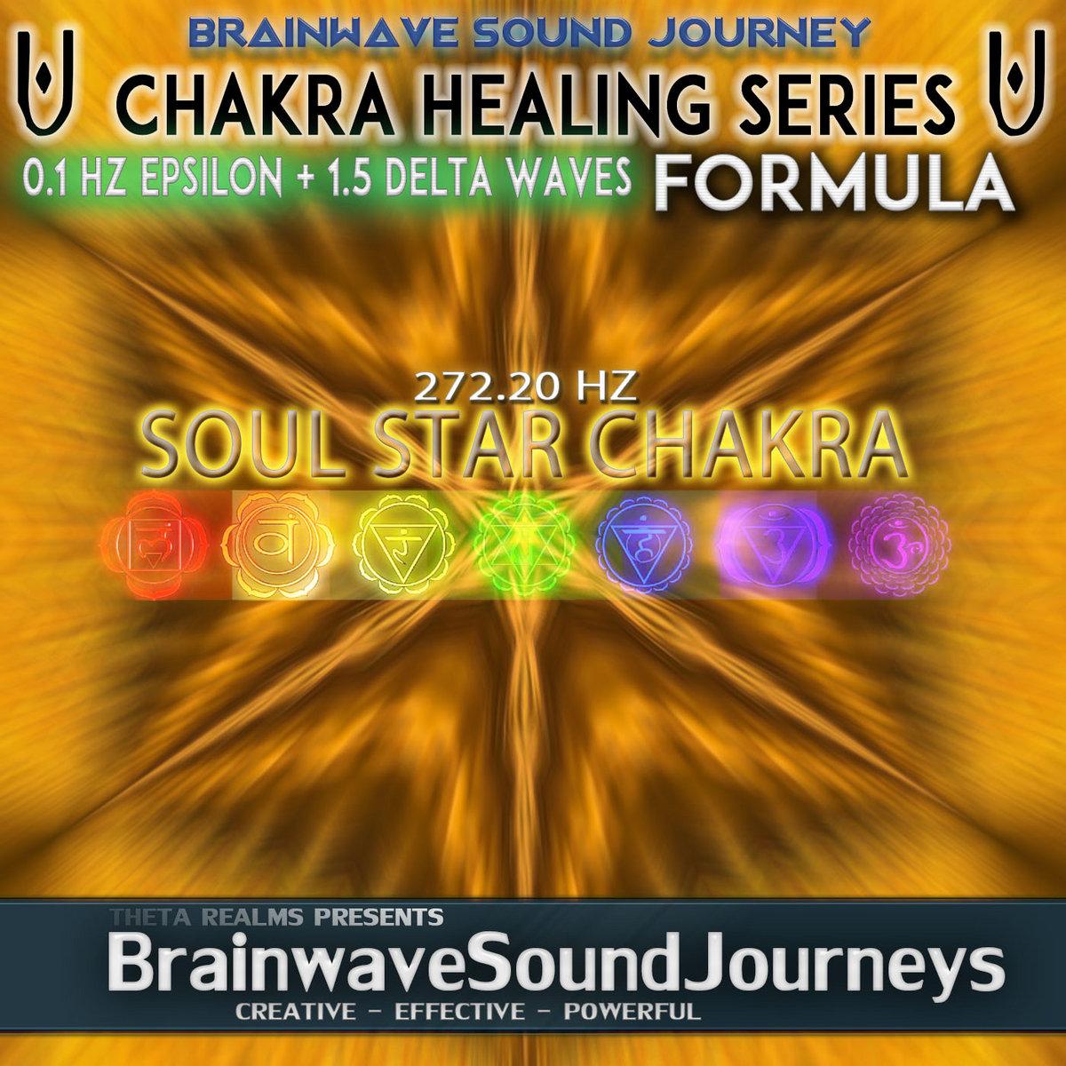 SOUL STAR CHAKRA:272 20 Hz  Sound Healing Bells & Powerful