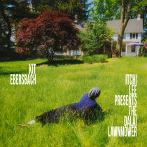 Itchi Lee Presents The Dalai Lawnmower cover art