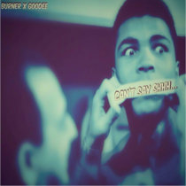 Can't say shhh.... cover art