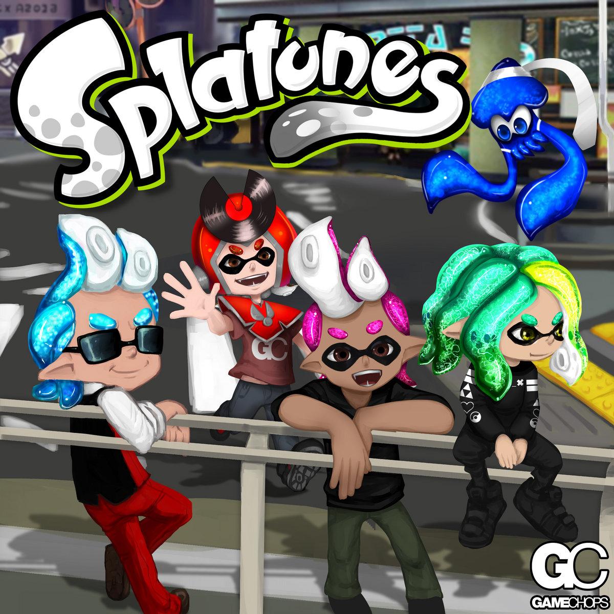 Splatunes! | GameChops