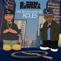 DES BÂTONS DANS LES ROUES Feat. RONSHA [Single] cover art