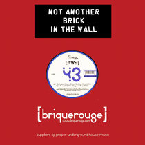 [BR043] : Lil Wolf & Disjokke - Not Another Brique In The Wall [2020 Remastered Version] cover art