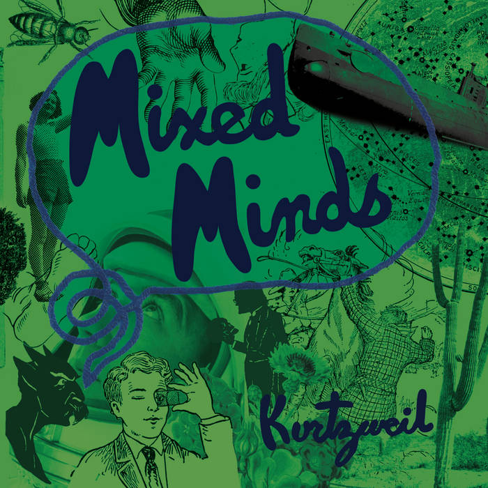 Mixed Minds cover art