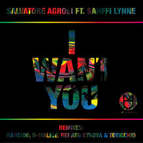 I Want You (Feat Sahffi Lynne) cover art