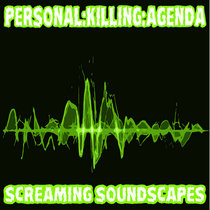 SCREAMING SOUNDSCAPES cover art