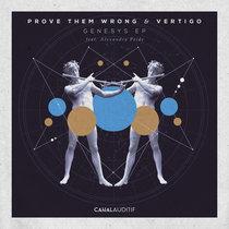 Prove Them Wrong & Vertigo - Genesys EP cover art