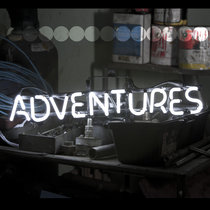Adventures (cassette recording) cover art