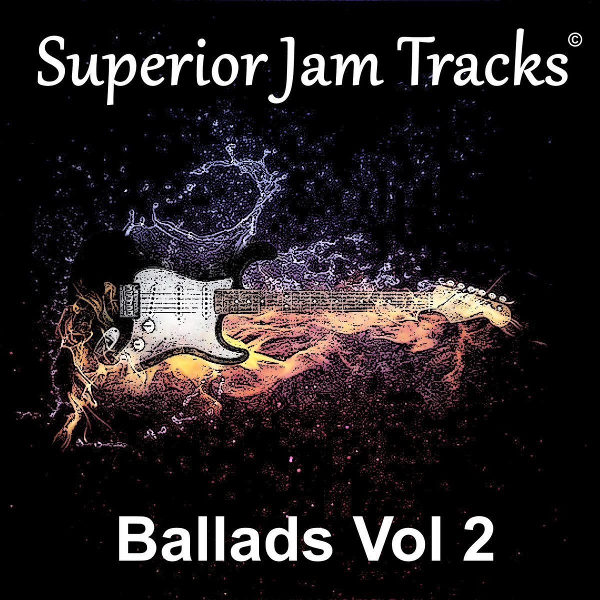 Guitar Backing Tracks Ballads Vol 2 + Scales PDF | Superior
