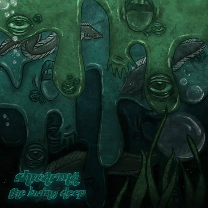 The Briny Deep album cover