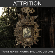 Transylvania Nights. Bala. August 2018 cover art