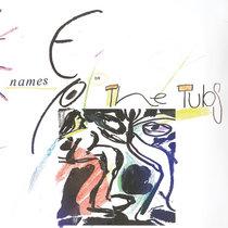 Names EP cover art