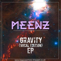 Meenz - Gravity EP (Vocal Edition) cover art