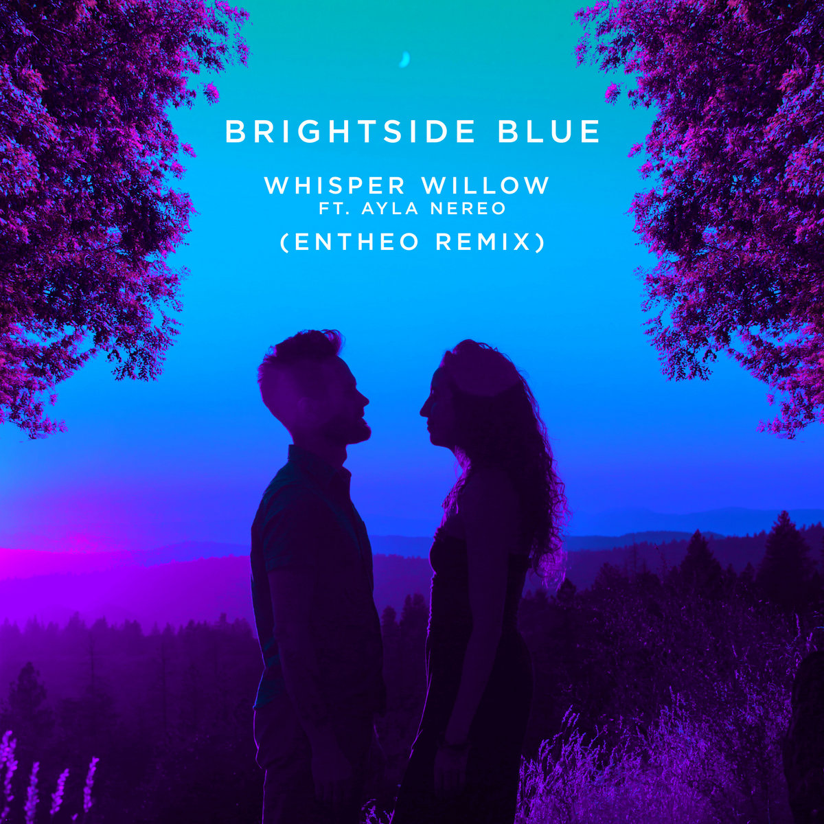 Whisper Willow (Entheo Remix) by BrightSide Blue feat. Ayla Nereo