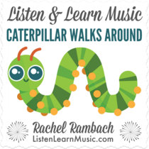 Caterpillar Walks Around cover art