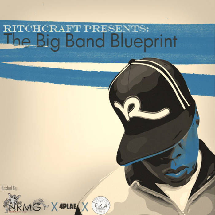 The big band blueprint ritchcraft the big band blueprint malvernweather Image collections