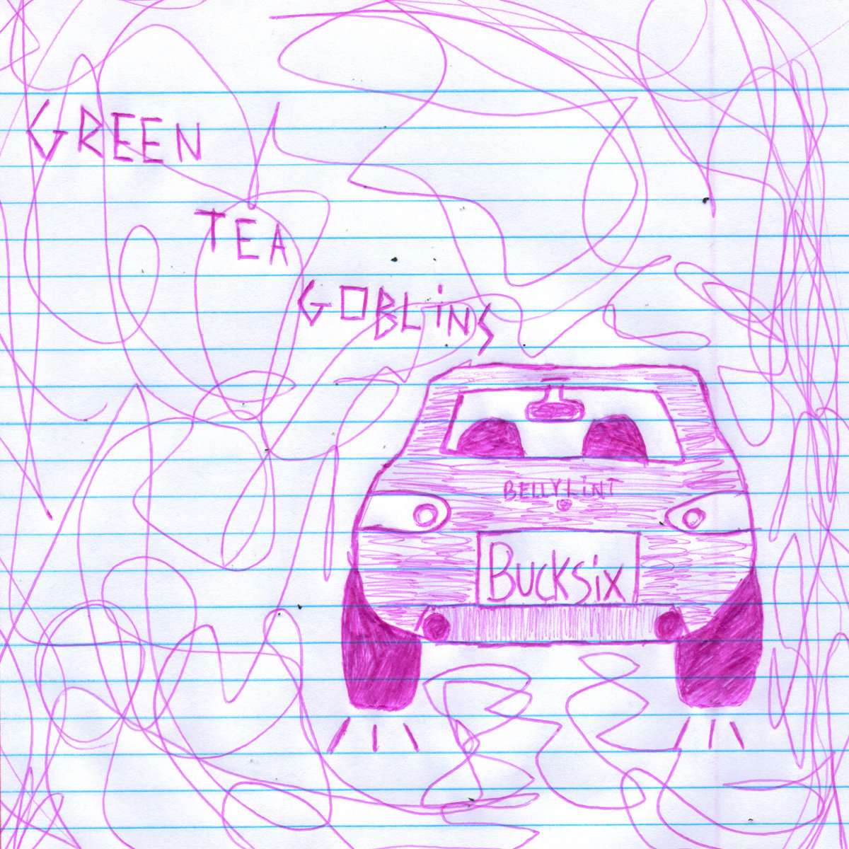 Buck Six by Green Tea Goblins