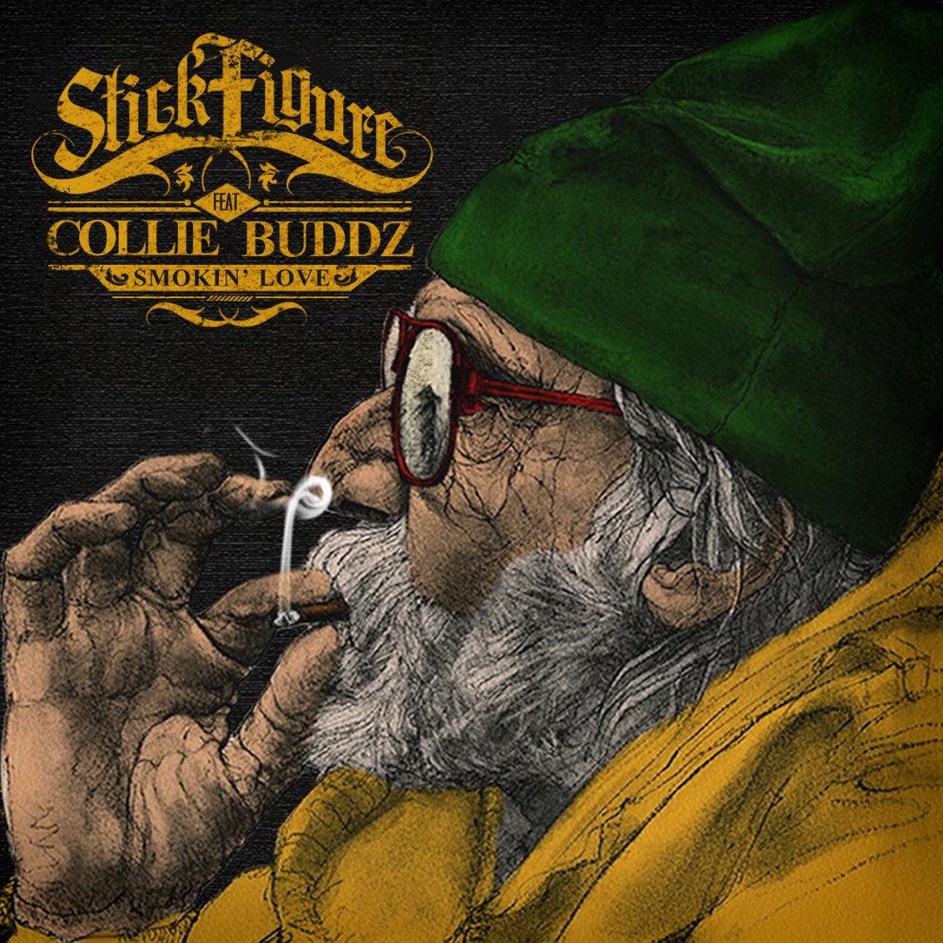 Smokin' Love (feat  Collie Buddz) | Stick Figure