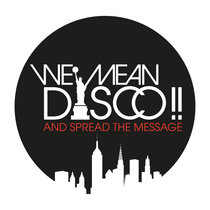 MELODY STEWARD - Get Down (WeMeanDisco!! Edit= cover art