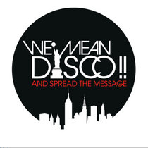 WE MEAN DISCO!! - Path Soul cover art
