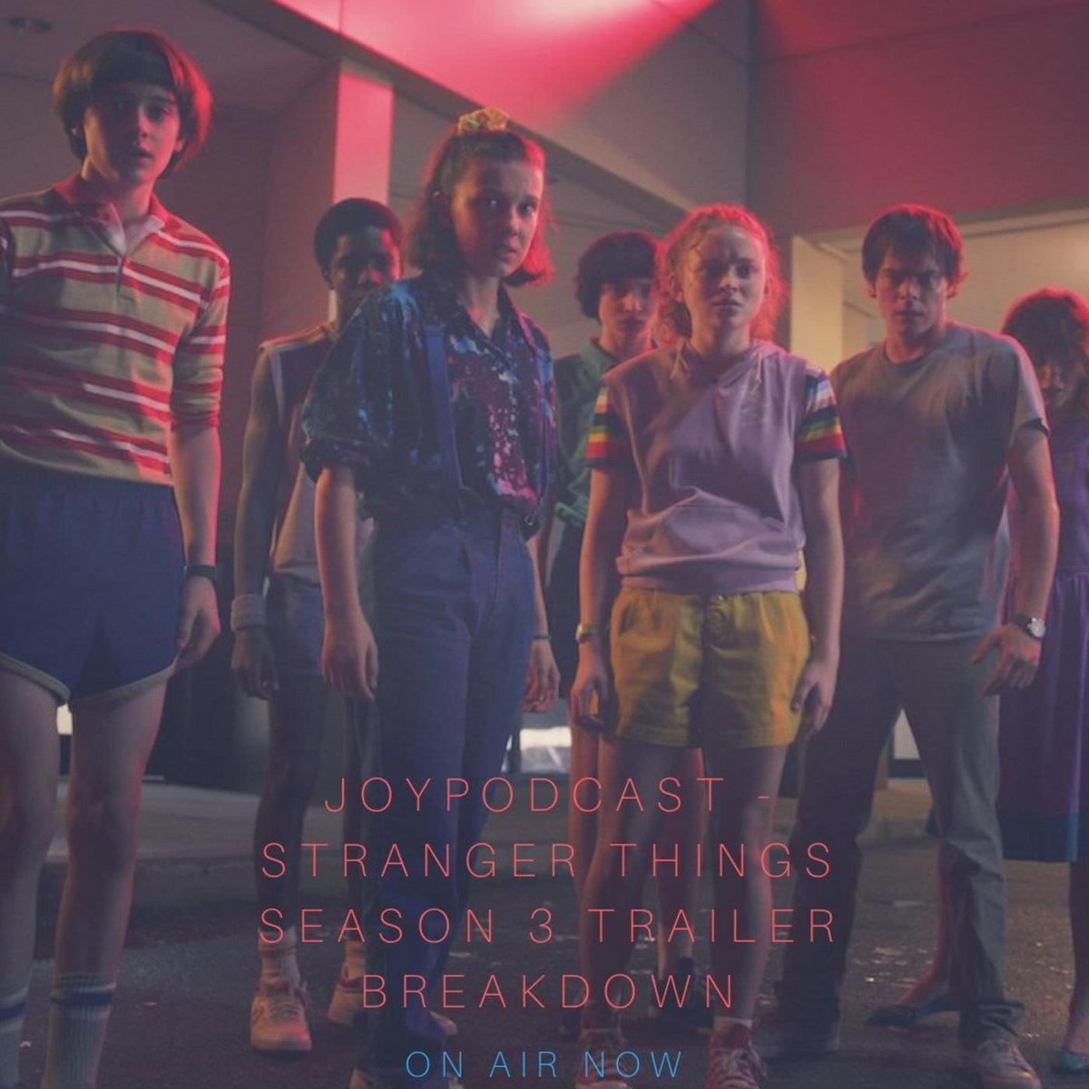 Stranger Things ~ Season 3 Episode 1 ((Watch//Free)) 03x1 HD  TV