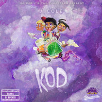 Purple KOD cover art