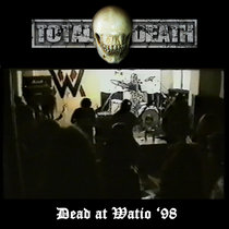 Dead At Watio '98 (Live) cover art