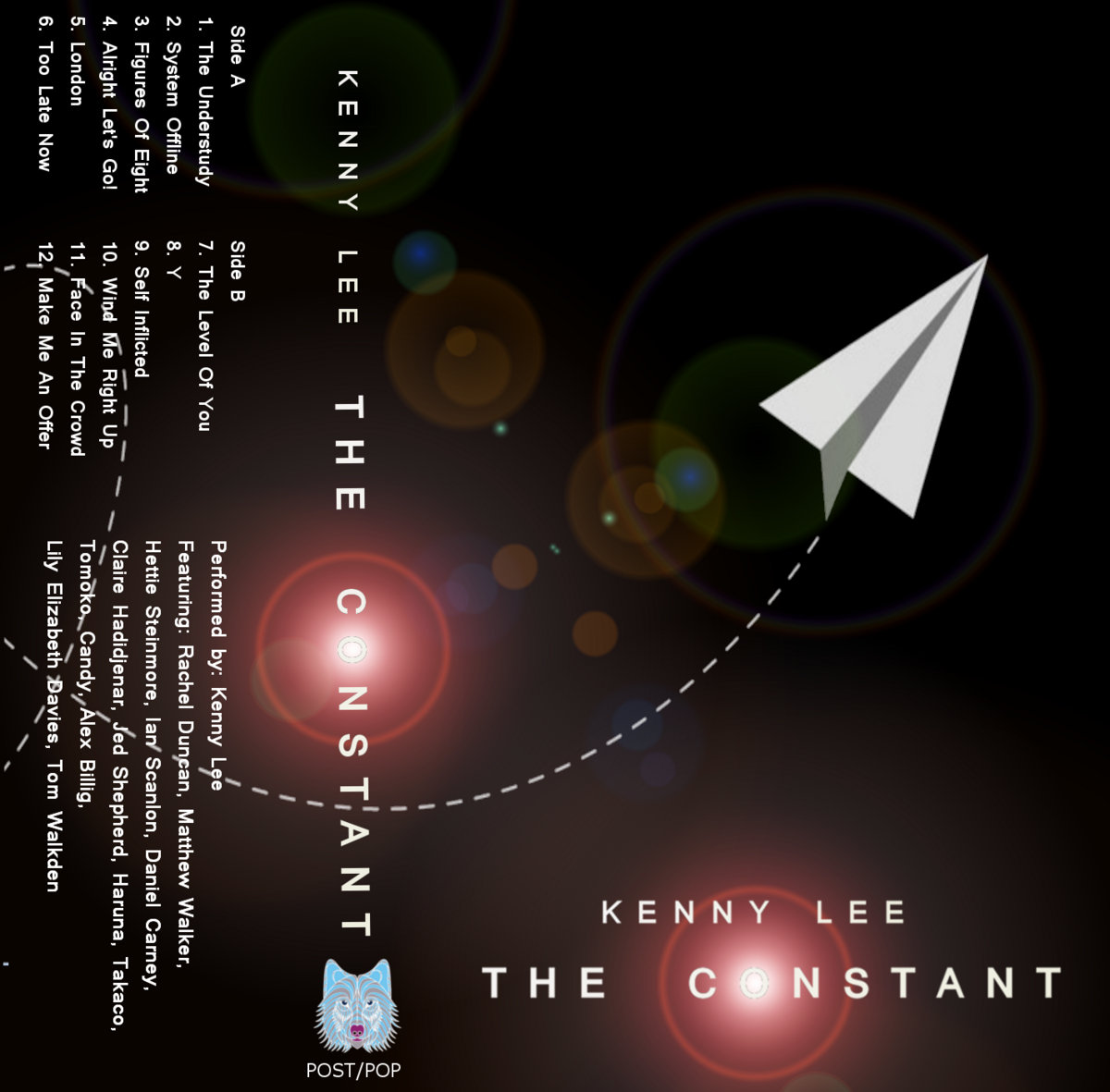KENNY LEE - THE CONSTANT (PXP049)