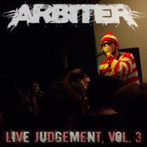 Live Judgement, Vol. 3 cover art