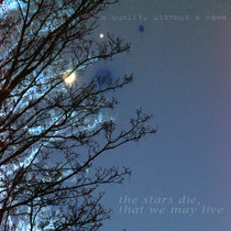 the stars die that we may live cover art