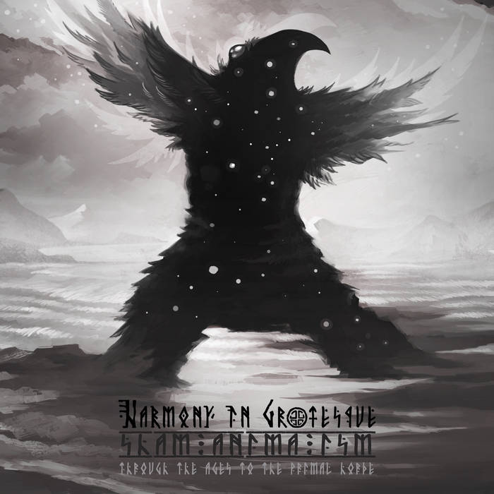 Новый EP группы HARMONY IN GROTESQUE - Sham-anima-ism: Through The Ages To The Primal Horde (2016)