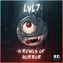 Growls of Horror EP cover art
