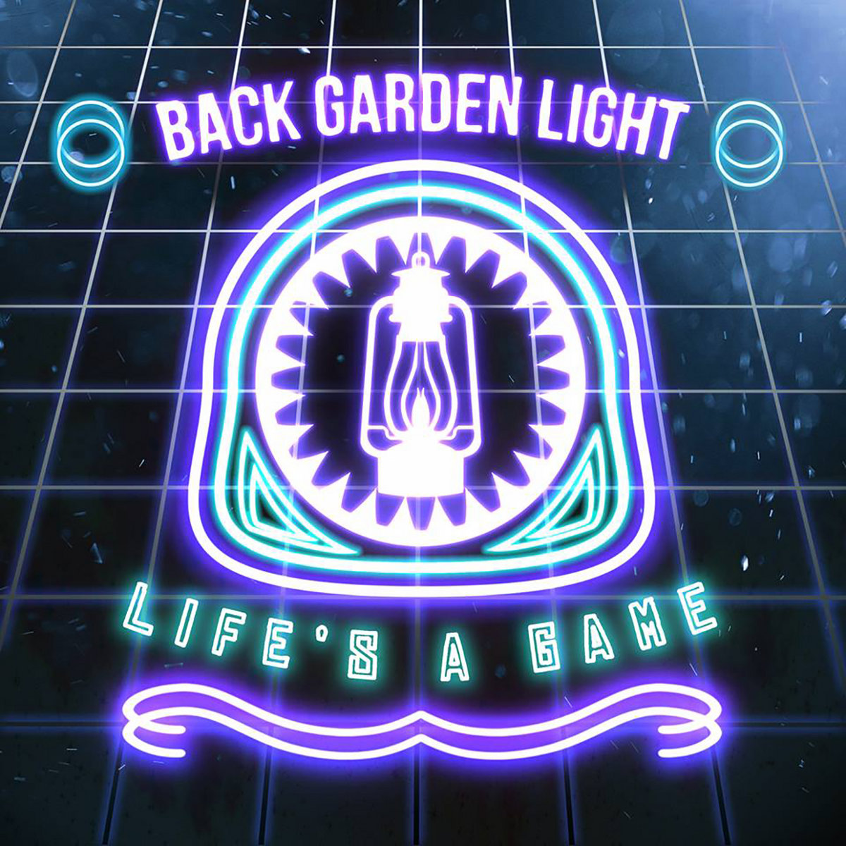 Back Garden Light - Life's A Game [EP] (2016)