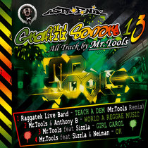 Graffiti Sonore  Ep By Mr Toolsraggatek Live Band