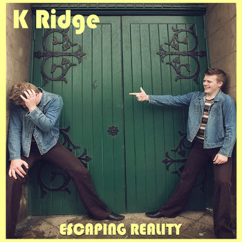 Escaping Reality - CD Edition by Kridge